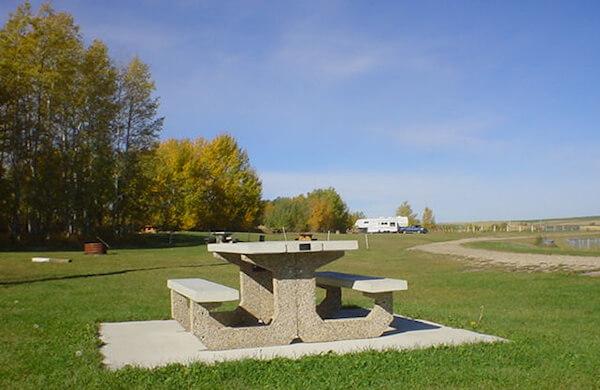 Madden Campground